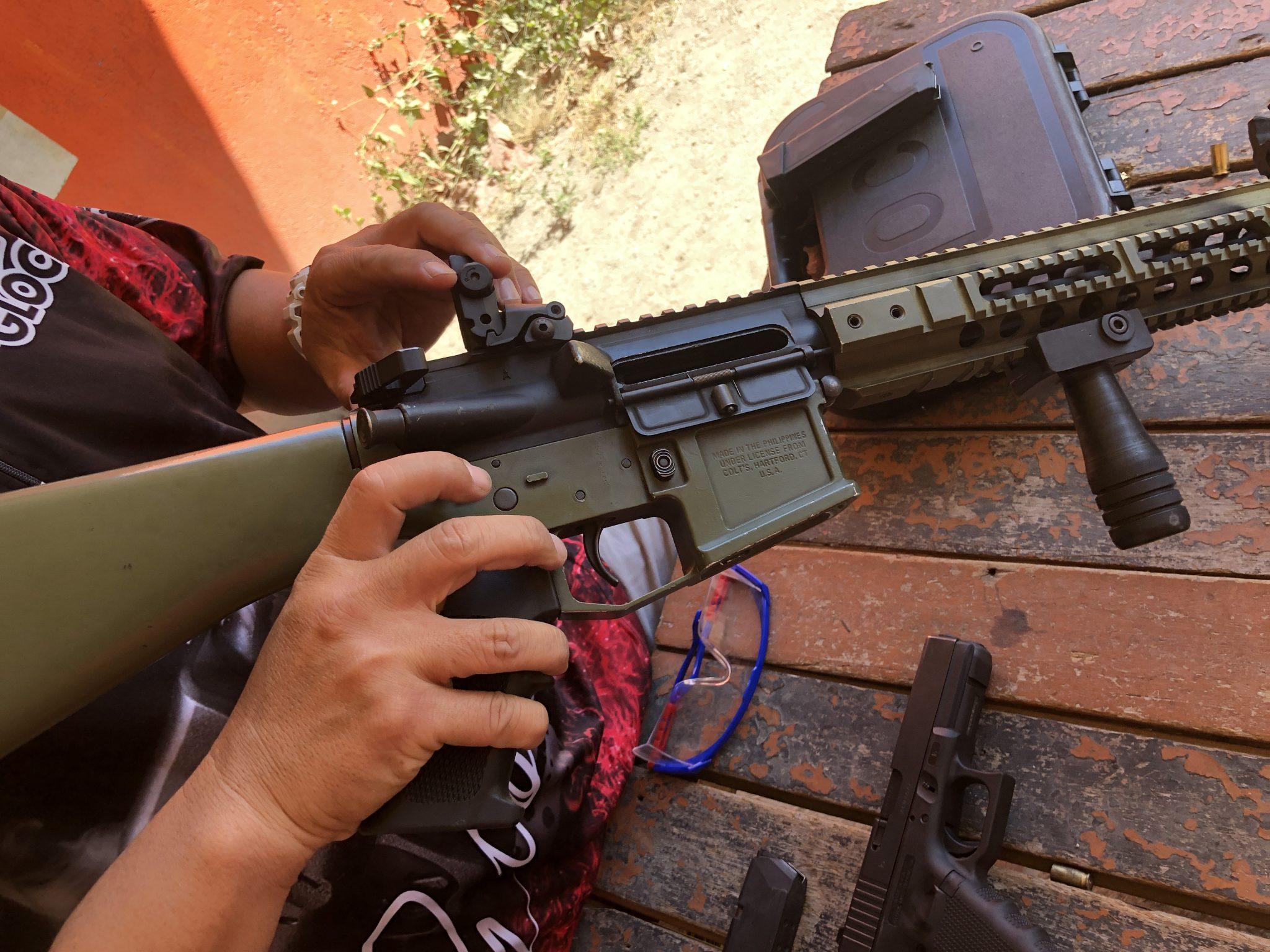 3BA1C9F7 7EE5 4F27 8234 C7D3AA2CB12F - フィリピンで実弾射撃part2