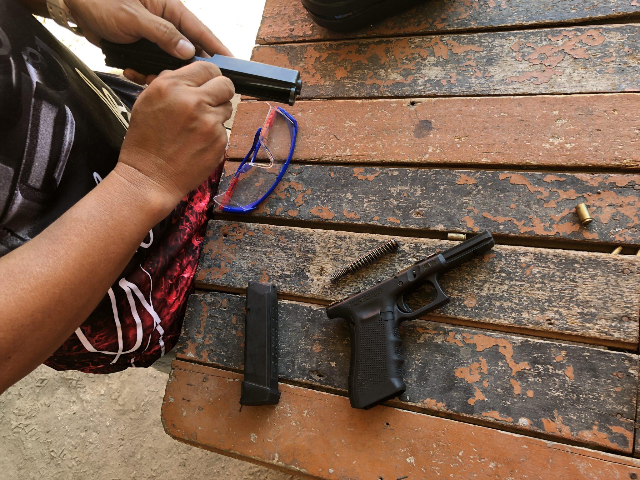 68CDCD4D D5E3 404B B789 A2CD54B8CEAC - フィリピンで実弾射撃part2