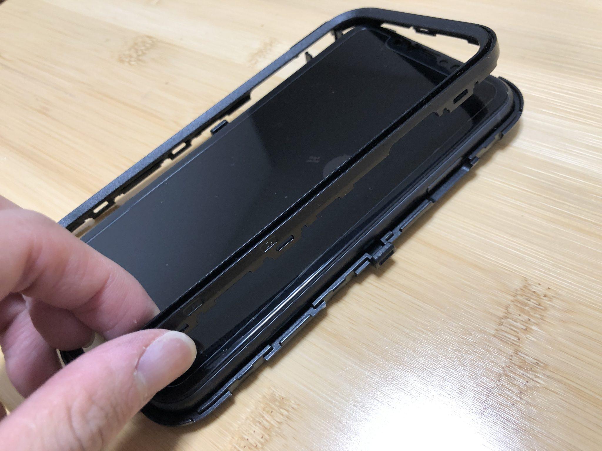 37918AFC FB6E 41D6 9853 01D61F4B2D73 - サバゲーマーがオススメするOTTER BOX頑丈なiphone11ケースを買ってみた。