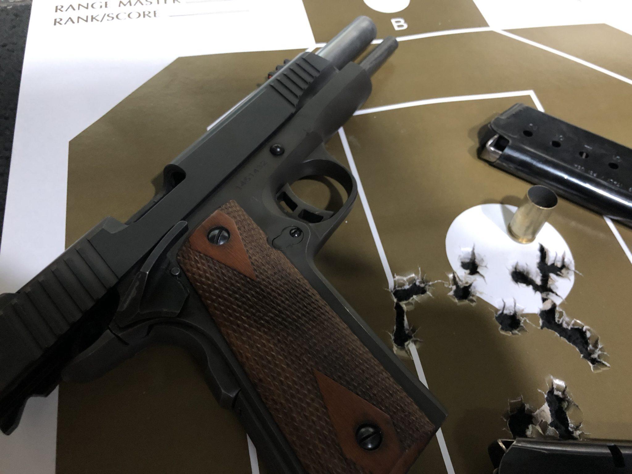6CA97DDF EF5F 4881 BA9D EFF20DDB4199 - 2020フィリピン行って実銃撃ってきたpart4 射撃編