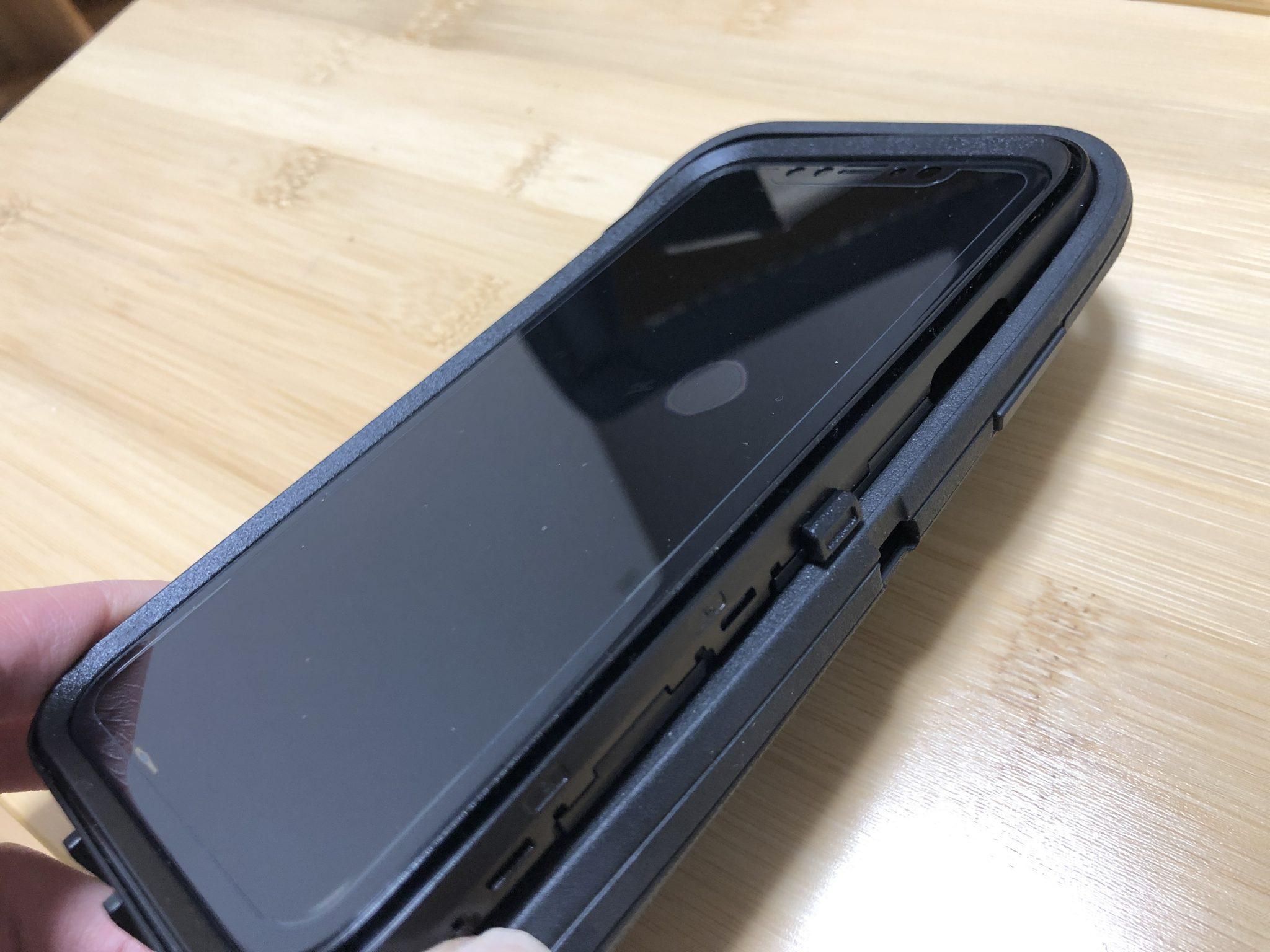 DAF2C9F4 0F1E 4728 8966 1F1B4F77FBAF - サバゲーマーがオススメするOTTER BOX頑丈なiphone11ケースを買ってみた。