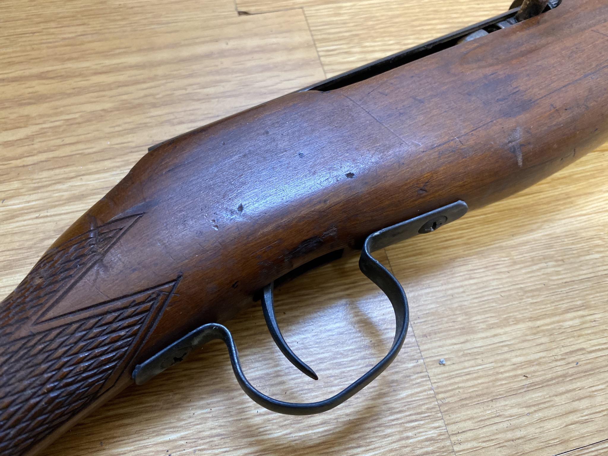 1570E63D 789B 4478 8788 653D928B3F9A - 射的銃(コルク)のレストアpart2