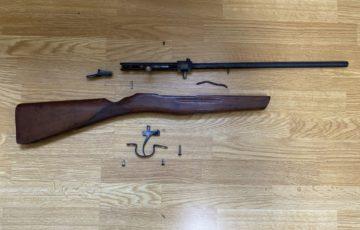 88E8BC3A 14D5 4496 8EB4 6FE7D55EF1F0 home thum - 射的銃(コルク)のレストアpart2