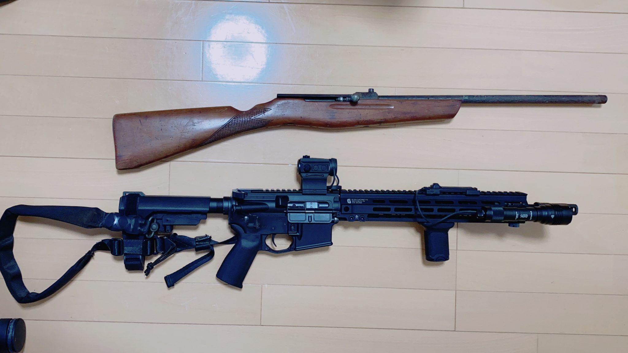 8D1B47E3 1D53 447D 9347 9257F841F88C - 射的銃(コルク)のレストアpart1